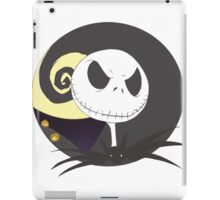 Jack Skellington - The Nightmare Before Christmas iPad Case/Skin