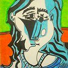 An Old Lady by Shamoon Arshad