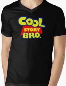 COOL STORY BRO Mens V-Neck T-Shirt