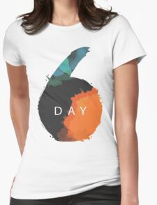 6 day Womens Fitted T-Shirt