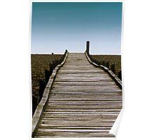 Dungeness Walkway Poster