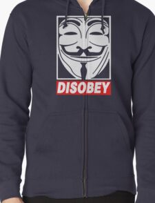 Disobey Anonymous T-Shirt