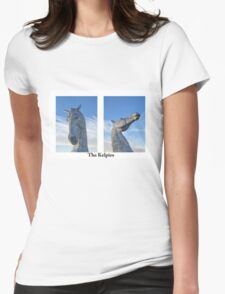 The Kelpies Womens Fitted T-Shirt