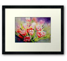 Easter Bouquet Framed Print