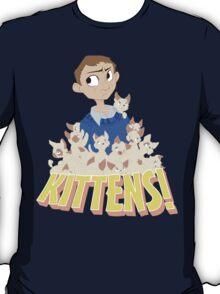John Watson - Kittens T-Shirt