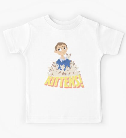 John Watson - Kittens Kids Tee