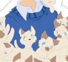 John Watson - Kittens Sticker