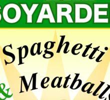 Che Soyardee Sticker