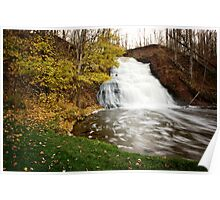 Holley Falls Poster