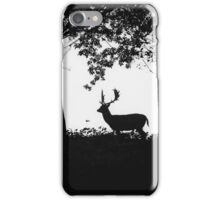 Stag Silhouette iPhone Case/Skin
