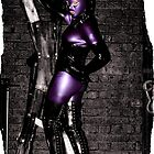 Fetish Purple glam by twistedfashion
