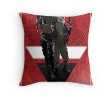 Anonymous 2012  Throw Pillow