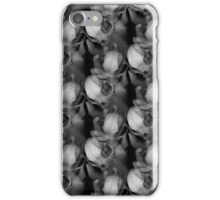 iSkull bw iPhone Case/Skin
