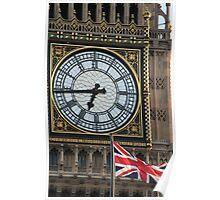 British Symbols Poster