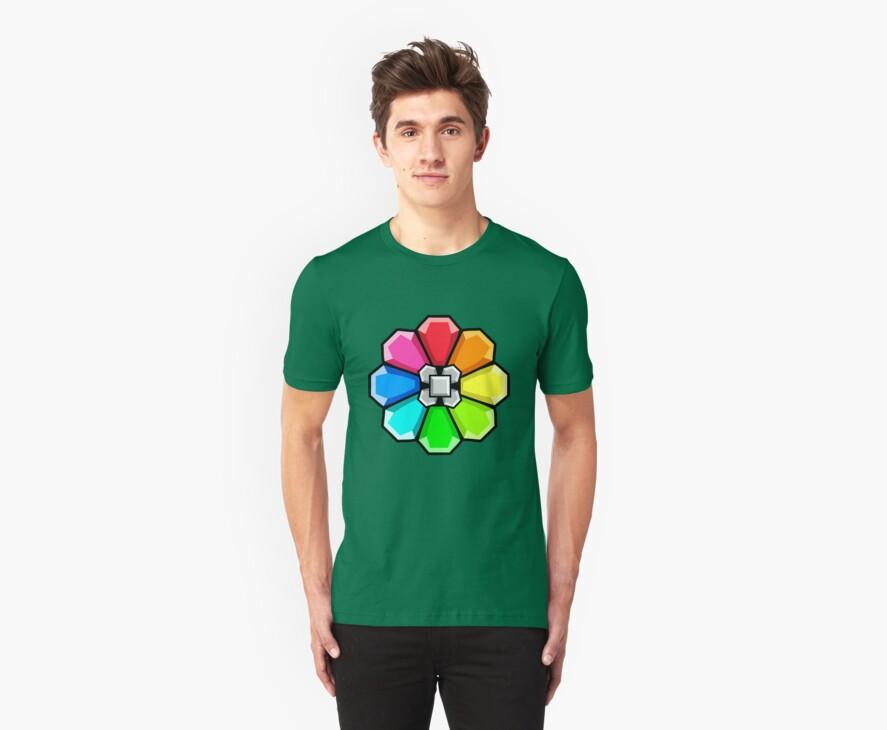 Rainbow Badge by stephenb19
