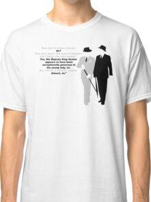Bertie Wooster Classic T-Shirt