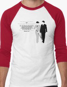 Bertie Wooster Men's Baseball ¾ T-Shirt