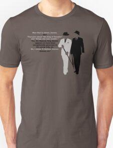 Bertie Wooster Unisex T-Shirt