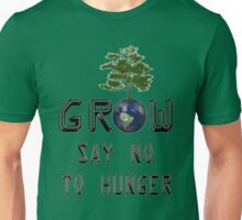 Say No To Hunger Unisex T-Shirt