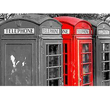 British telecom Photographic Print