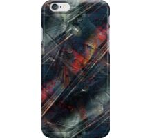Dark Abstract iPhone Case/Skin