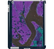USGS Topo Map Washington State WA Gig Harbor 241267 1959 24000 Inverted iPad Case/Skin