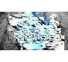 Freezing Photographic Print