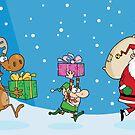 Christmas Night by ChudTsankov