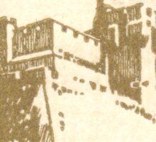 Palestine (British Mandate) pre 1948 stamp Sticker