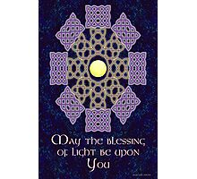 The Blessing of Light Photographic Print