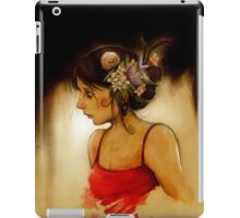 Crazy Jane iPad Case/Skin