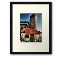 Discontinued Framed Print