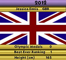iTrumps - Jessica Ennis - London 2012 by amanoxford