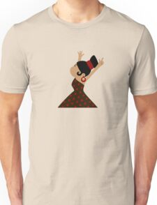 Gypsy Girl  Unisex T-Shirt
