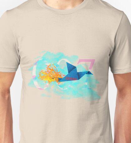 007 Top secret moder stylis desing Unisex T-Shirt