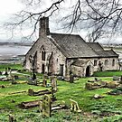St Peters, Heysham by Lilian Marshall