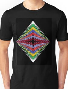 The eye is watching Unisex T-Shirt