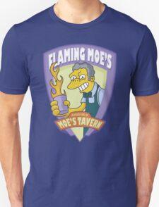 Flaming Moes T-Shirt