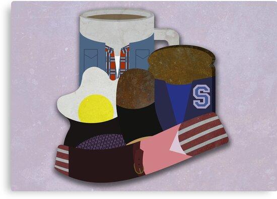 Breakfast Club by matthumphrey