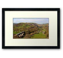 Monsal Dale Framed Print