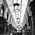Royal Arcade Norwich by stephen denton