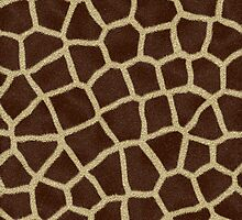 Giraffe pattern by nadil
