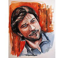 Tom Welling, featured in Art Universe, Group Gallery-Art and Photography Photographic Print