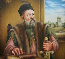 Prince Constantine Basil of Ostrog by Vsevolod
