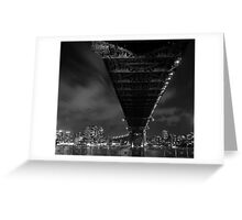 Underbelly - The Godfather Greeting Card