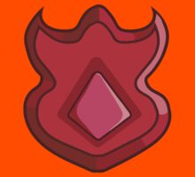 Volcano Badge by stephenb19