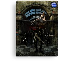 Order of the Blackguards Canvas Print