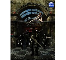 Order of the Blackguards Photographic Print
