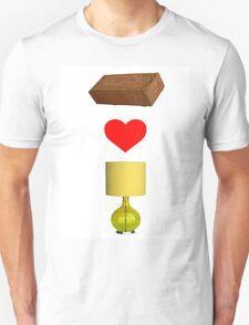 Brick Loves Lamp T-Shirt