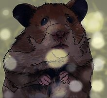 Hamster by Beans20